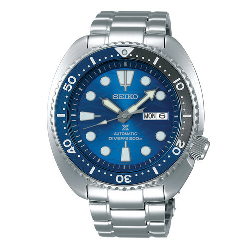 Seiko Prospex 'Save the Ocean' Automatic Divers 200M SRPD21K1 Mens Watch