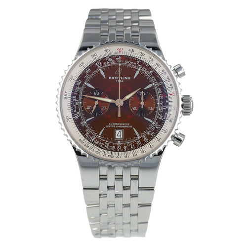 Pre-Owned Breitling Montbrillant Legende Mens Watch A23340