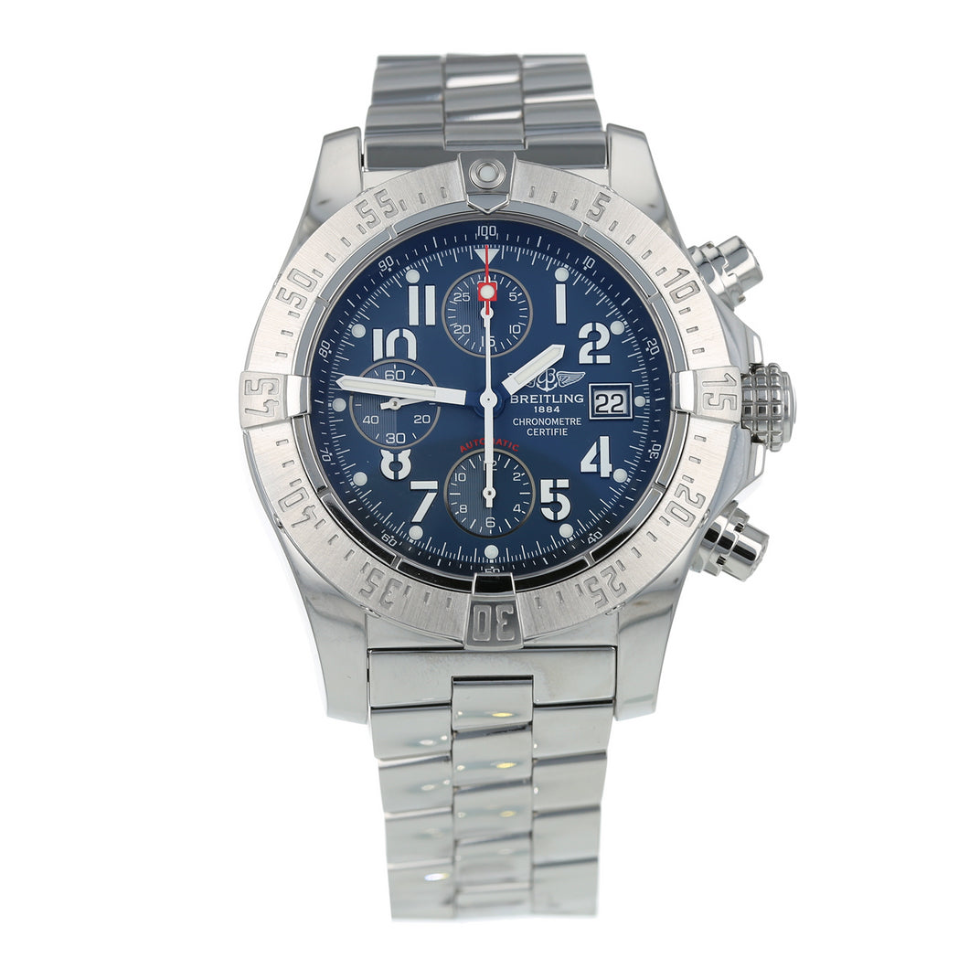Pre-Owned Breitling Avenger Skyland Mens Watch A13380