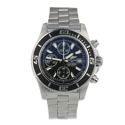 Pre-Owned Breitling SuperOcean II Mens Watch A13341