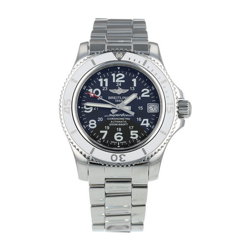 Pre-Owned Breitling SuperOcean II Ladies Watch A17312