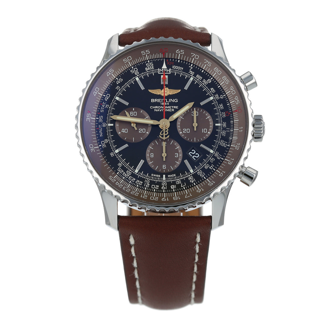 Pre-Owned Breitling Navitimer 01 Mens Watch AB0127