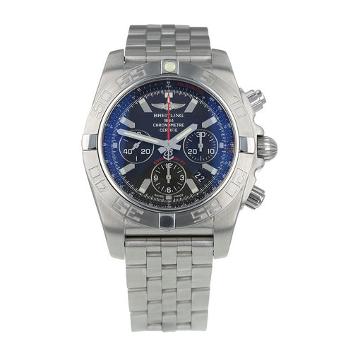 Pre-Owned Breitling Chronomat Mens Watch AB0110