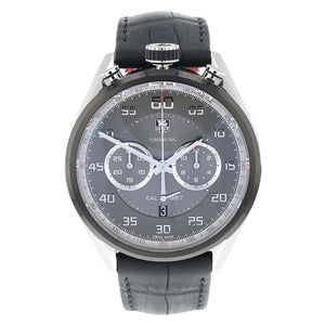 Pre-Owned TAG Heuer Carrera Mens Watch CAR2C12-0