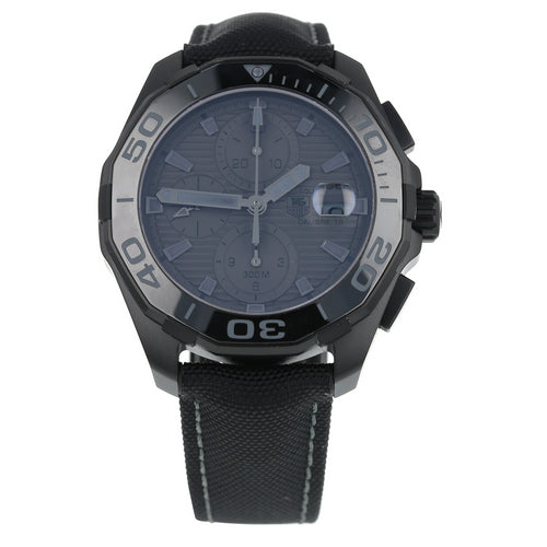Pre-Owned TAG Heuer Aquaracer Calibre 16 Mens Watch CAY218B