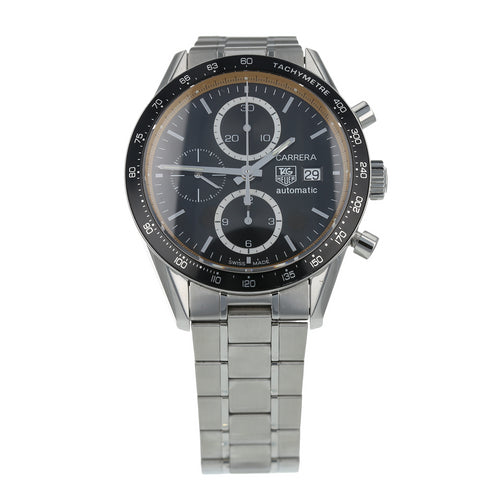 Pre-Owned TAG Heuer Carrera Ring Master Limited Mens Watch CV201V