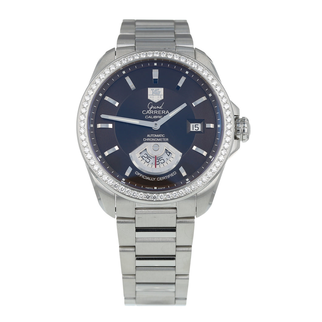 Pre-Owned TAG Heuer Grand Carrera Mens Watch WAV511E