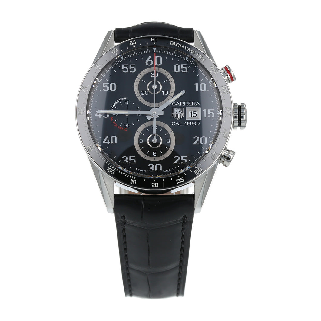 Pre-Owned TAG Heuer Carrera Mens Watch CAR2A10