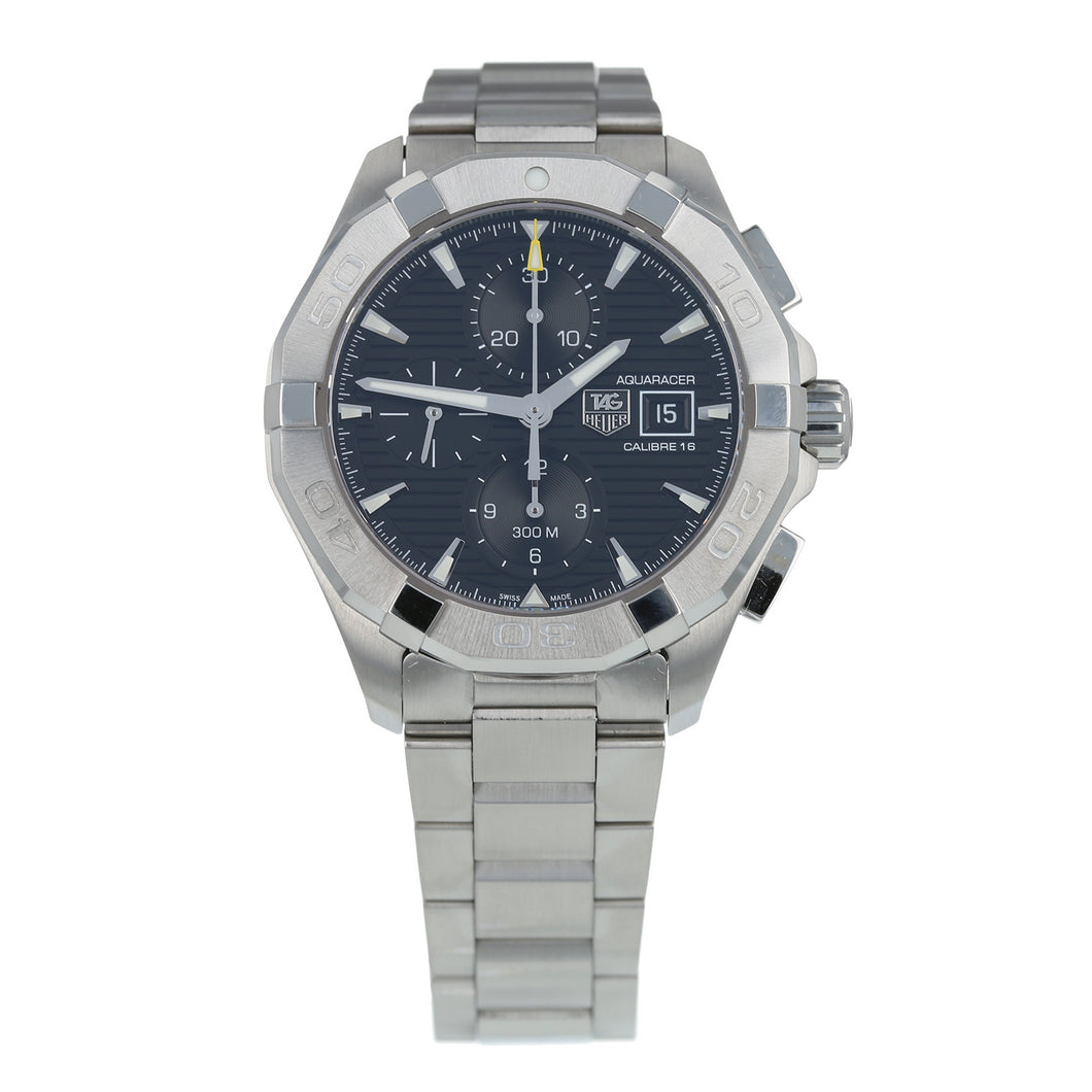 Pre-Owned TAG Heuer Aquaracer Mens Watch CAY2110