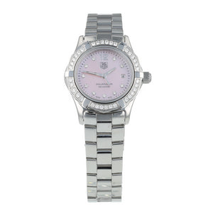 Pre-Owned TAG Heuer Aquaracer Ladies Watch WAF141B