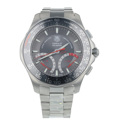 Pre-Owned TAG Heuer Aquaracer Mens Watch CAF7114