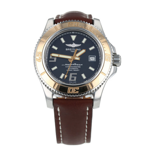 Pre-Owned Breitling SuperOcean Mens Watch C17391