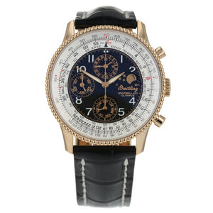 Pre-Owned Breitling Montbrillant Olympus Limited Edition Mens Watch H19350