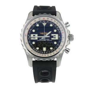 Pre-Owned Breitling Chronospace Mens Watch A78365