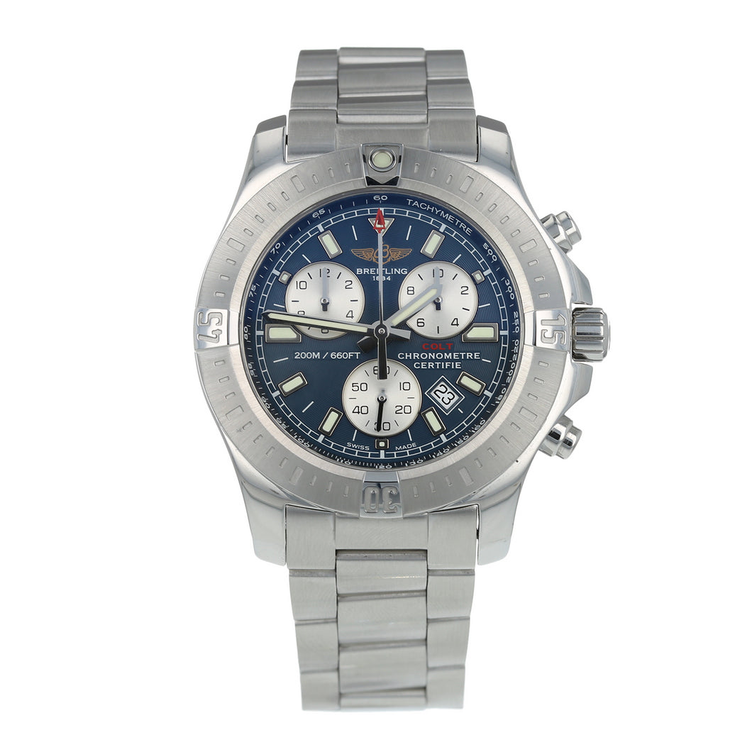 Pre-Owned Breitling Colt Mens Watch A73388