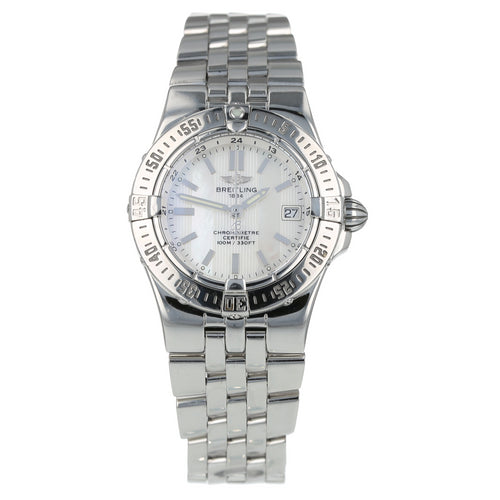 Pre-Owned Breitling Starliner Ladies Watch A71340