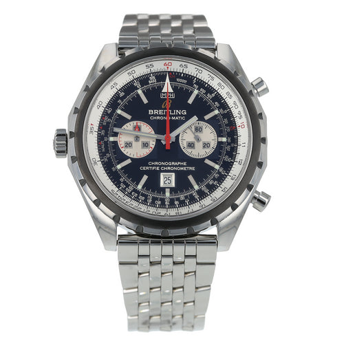 Pre-Owned Breitling Chrono-Matic Mens Watch A41360