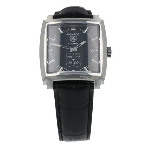 Pre-Owned TAG Heuer Monaco Mens Watch WW2110-0