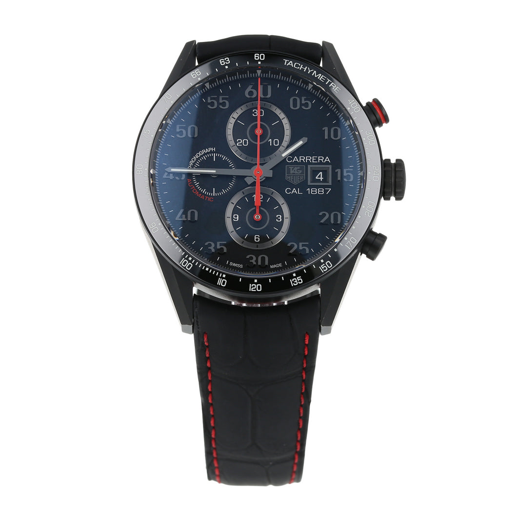 Pre-Owned TAG Heuer Carrera 1887 Mens Watch CAR2A80-0
