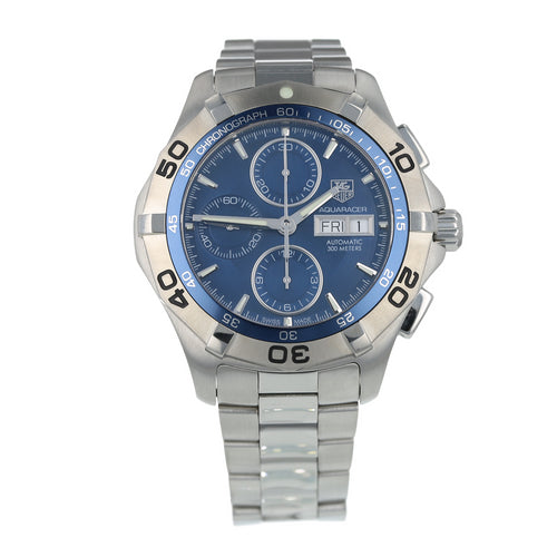 Pre-Owned TAG Heuer Aquaracer Mens Watch CAF2012