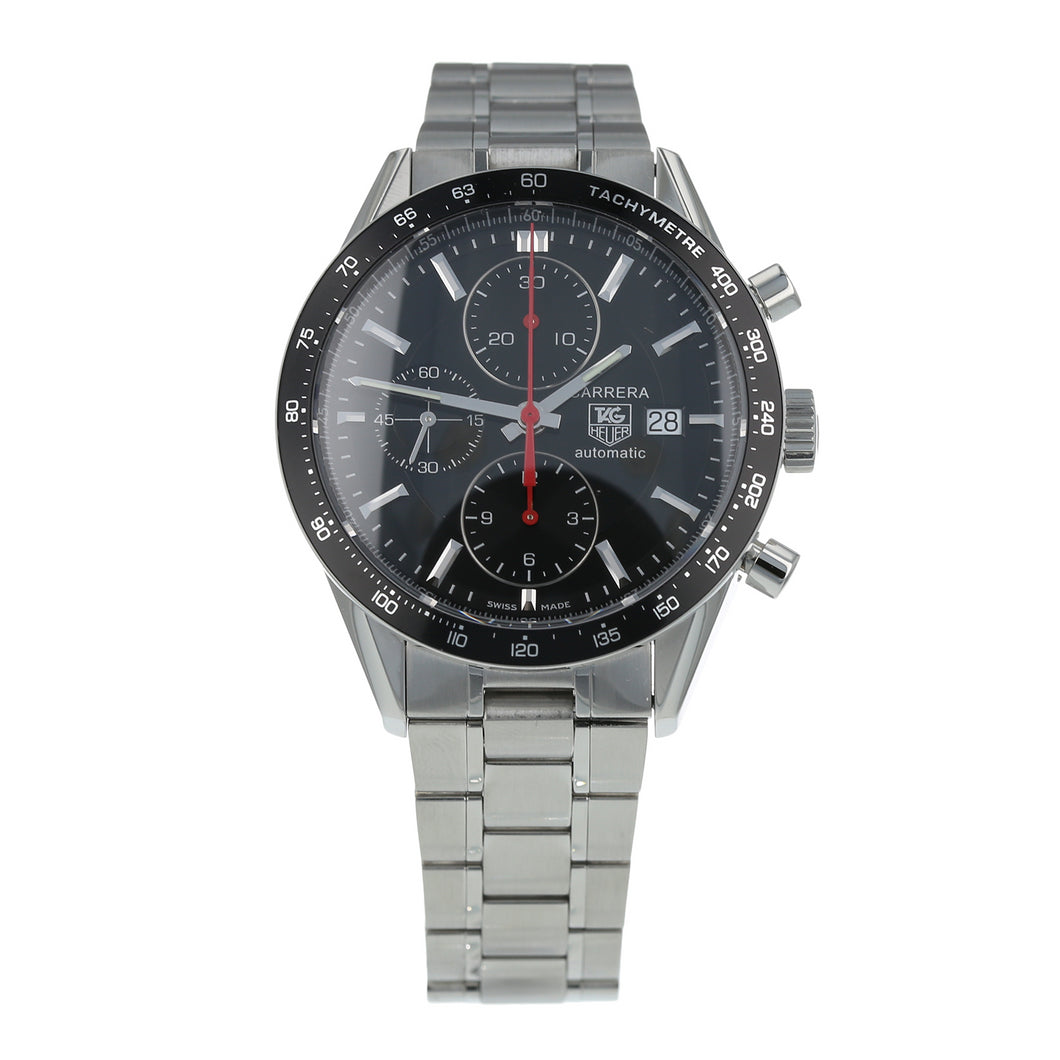 Pre-Owned TAG Heuer Carrera Mens Watch CV2014