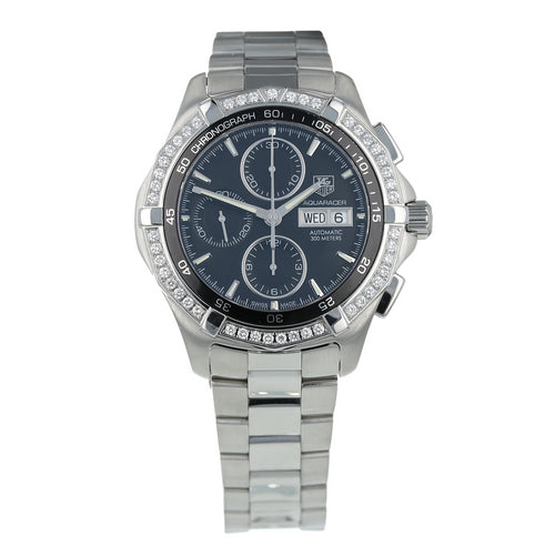 Pre-Owned TAG Heuer Aquaracer Mens Watch CAF2014