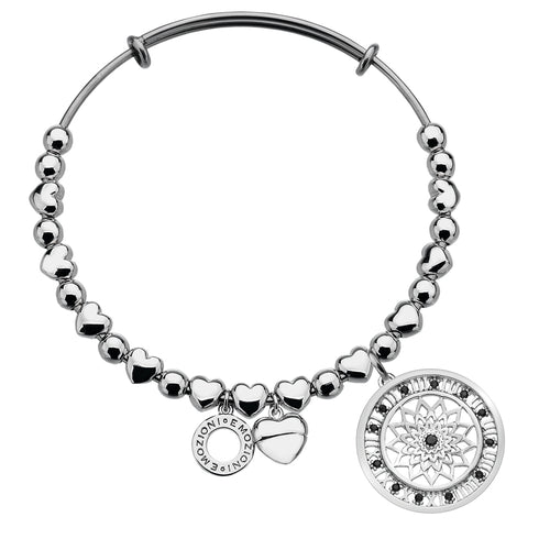 Emozioni Time Traveller Coin and Bangle Set