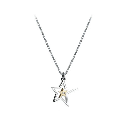 Superstar Silver Charm Pendant - Online Exclusive