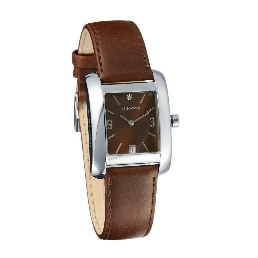 Spirit Leather Unisex Watch