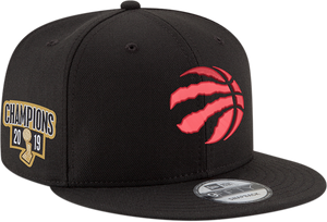 Raptors New Era Men's 2019 NBA Champs 950 Patch Snapback Hat