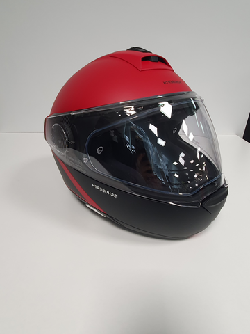 Helm Schuberth C4 Spark Red Gr. 57