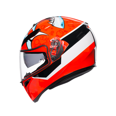 AGV Helm K3 SV E2205 Multi - Attack
