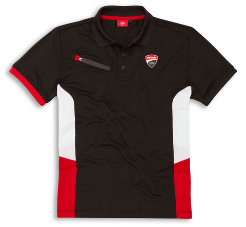 Ducati Corse 19 red Polo-Shirt