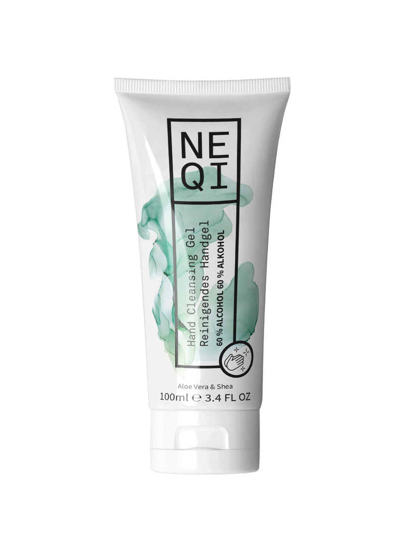 NEQI Set – Hand Cleansing Gel & Foaming Soap