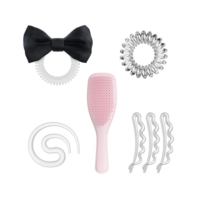 Tangle Teezer x invisibobble® Essentials - Blonde