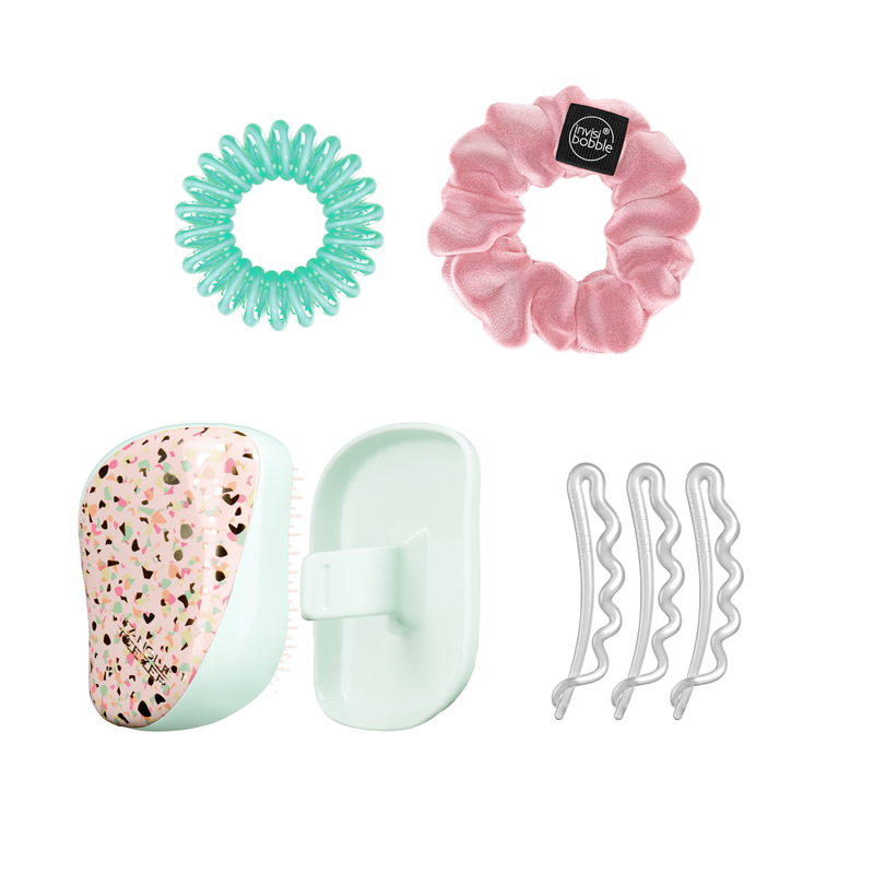 Tangle Teezer x invisibobble® Bundle - Medium