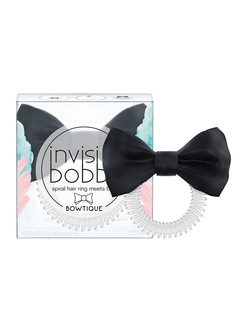 BOWTIQUE – True Black