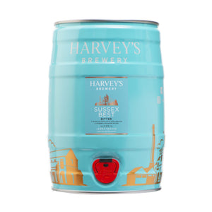 Harvey's Sussex Best Bitter - 5L mini keg