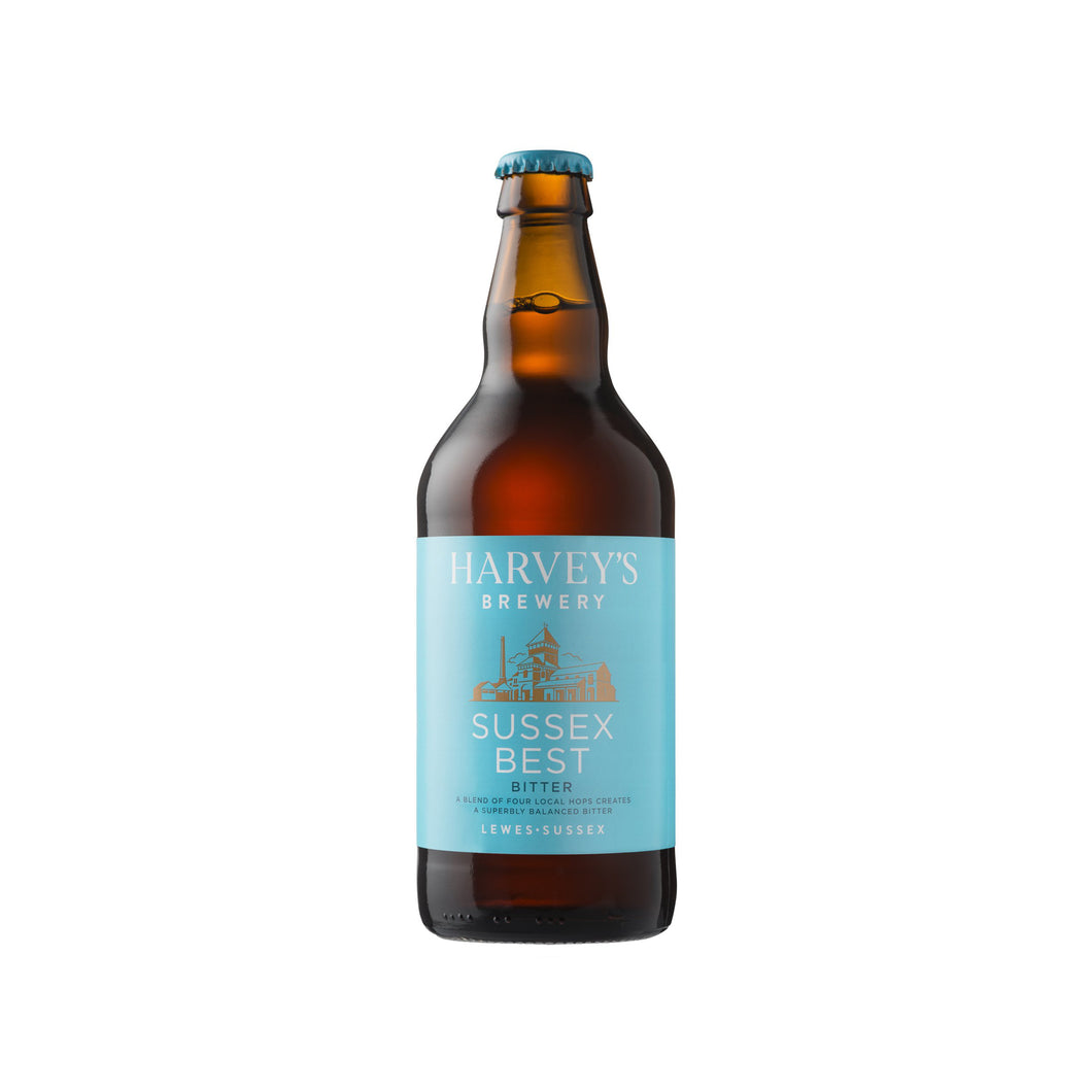 Harvey's Sussex Best Bitter - 3 x 500ml bottles