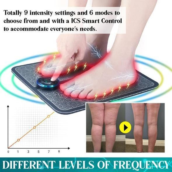 Slimming EMS Foot Massager