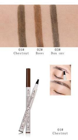 New Eyebrow Pencil Waterproof Microblading Pen