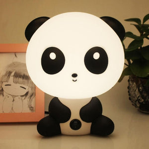 Panda Bear Desk Lamp