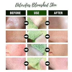 Organic Green Tea Peel Off Mask
