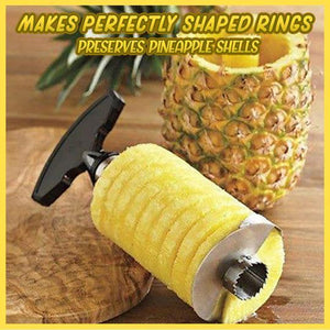 Quick and Easy Pineapple Slicer
