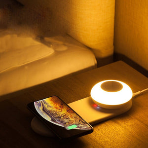 Nuvo Wireless Charging Lamp