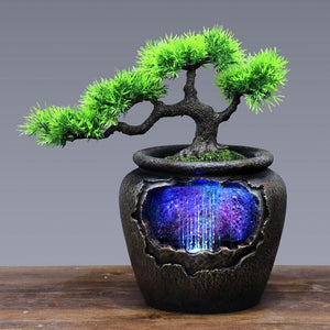 Mystical Waterfall Pot