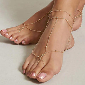 Beautiful Barefoot Bracelet