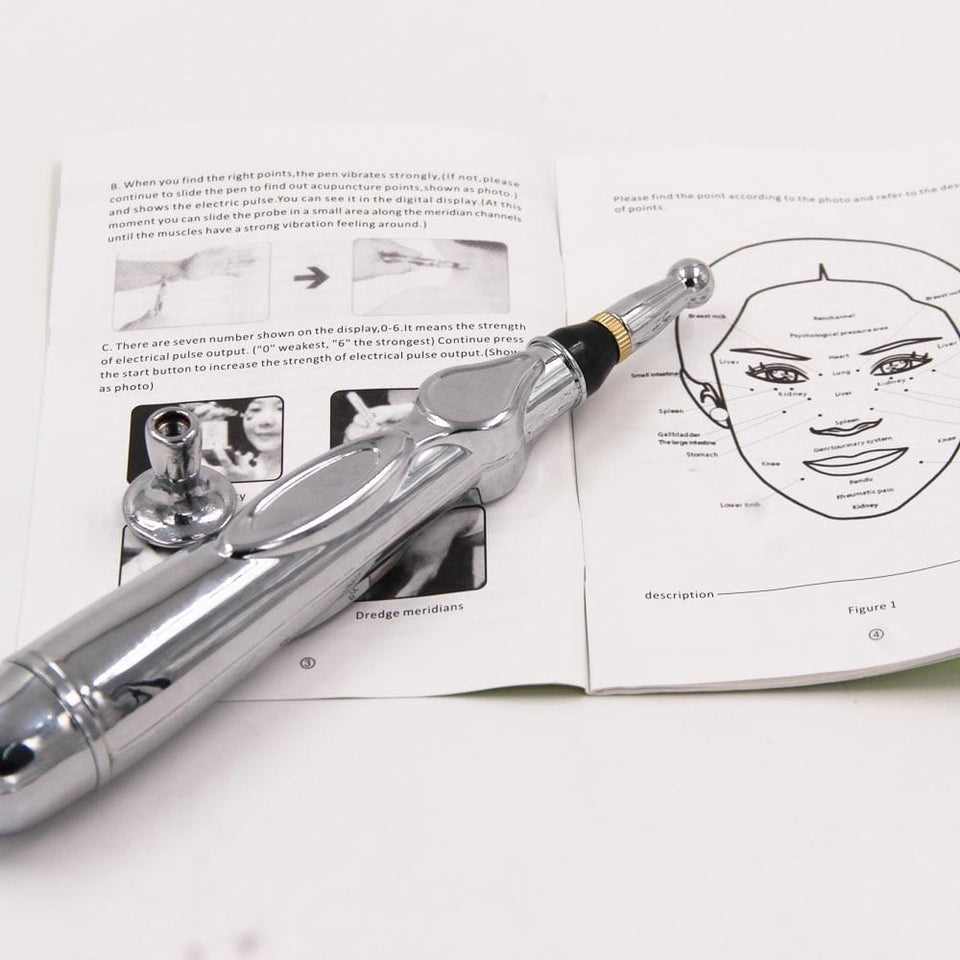 Electric Acupuncture Energy Pen
