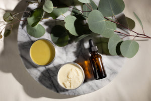 Night Time hydrating Beauty Balm for the face