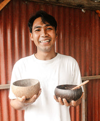 Coconut Bowl Artisan